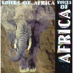 Voices Of Africa - Various Artists (CD)