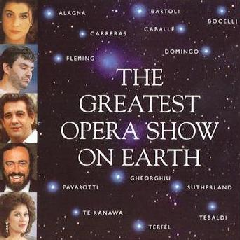 World's Greatest Opera Album - Various Artists (CD)