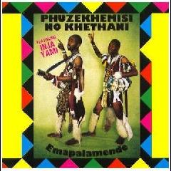 Phuzekhemisi No Khethani - Emapalamende (CD)