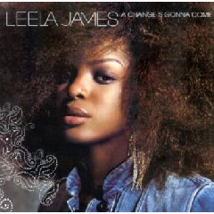 Leela James - A Change Is Gonna Come (CD)