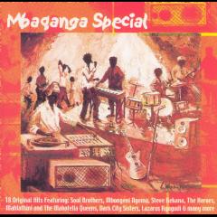 Mbaqanga Special - Various Artists (CD)