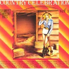 Country Celebration Vol. 1 - Various Artists (CD)