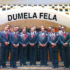 Amadodana Ase Wesile - Dumela Fela (CD)