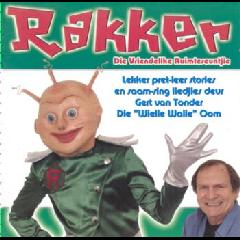 Children - Rakker Die Vriendelike Ruimterseuntjie (CD)