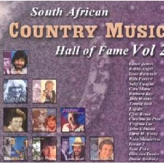 South African Country Music Hall Of Fame Vol. 2 - Various Artists (CD)