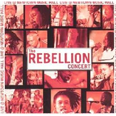 Rebellion Concert Live At Newtown Music Hall - Various Artists (CD)