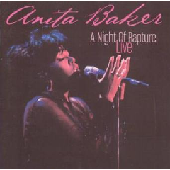 Anita Baker - A Night Of Rapture - Live (CD)