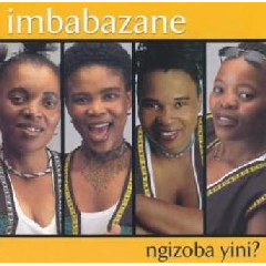 Imbabazane - Ngizoba Yini? (CD)