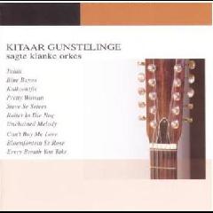 Sagte Klanke Orkes - Kitaar Gunstelinge (CD)