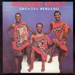Amaswazi Emvelo - Umkhovu Wendawo (CD)