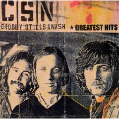 Stills Crosby & Nash - Greatest Hits (CD)
