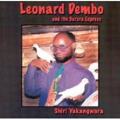 Leonard Dembo - Shiri Yakangwara (CD)