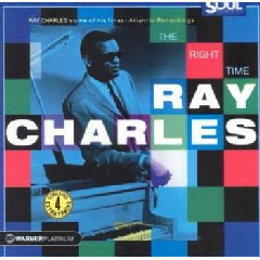 Ray Charles - The Right Time (CD)