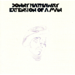 Donny Hathaway - Extensions Of A Man (CD)