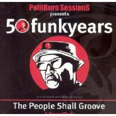 50 Funky Years - Various Artists (CD)