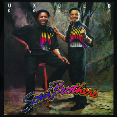 Soul Brothers - Uxolo (CD)