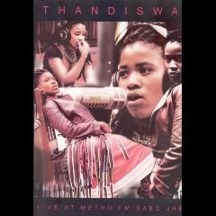 Thandiswa - Live At Metro FM - SABC Johannesburg (DVD)