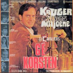 Ge Korsten - Kruger Miljoene & Kavaliers (CD)