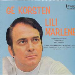 Ge Korsten - Lili Marlene (CD)