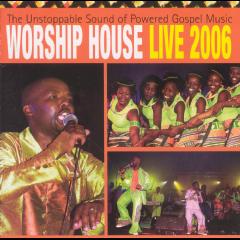 Worship House - Live 2006 (CD)