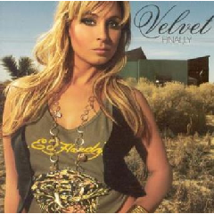 Velvet - Finally (CD)