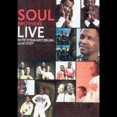 Soul Brothers - Live In Pietermaritzburg (DVD)