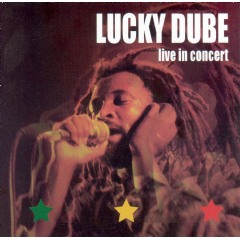 Lucky Dube - Live In Concert (CD)