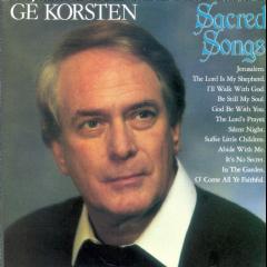 Ge Korsten - Sacred Songs (CD)
