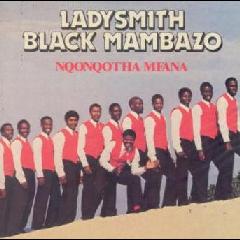 Ladysmith Black Mambazo - Ngonqotha Mfana (CD)