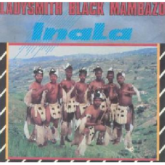 Ladysmith Black Mambazo - Inala. (CD)