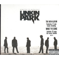 Linkin Park - Minutes To Midnight (CD)