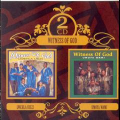 Witness Of God - Lwehla Usizi / Umoya Wami (CD)