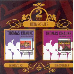 Thomas Chauke - Shimatsatsa No 8 / Shimatsatsa No 9 (CD)