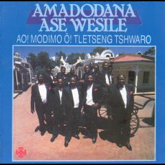 Amadodana Ase Wesile - Ao Modimo (CD)