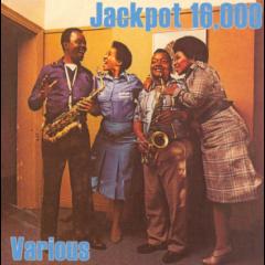 Jackpot 16 000 - Various Artists (CD)