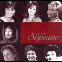 Verskeie Kunsenaars - Ons Beste Soprane (CD)