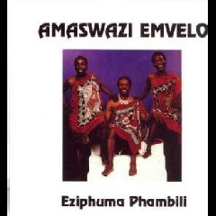 Amaswazi Emvelo - Eziphuma Phambili (CD)