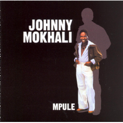 Johnny Mokhali - Mpule (CD)