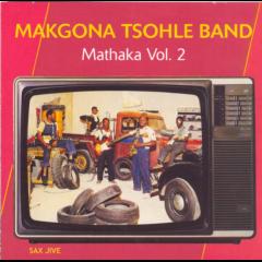 Makgona Tsohle Band - Mathaka - Vol.2 (CD)