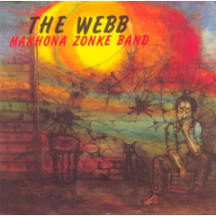 Makhona Zonke Band - The Webb (CD)