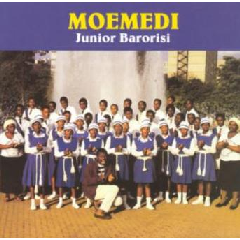 Junior Barorisi - Moemedi (CD)