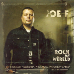 Joe F - Rock My Wereld (CD)