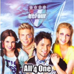 Befour - All 4 One (CD)
