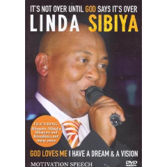 Linda Sibiya - It's Not Over (DVD)