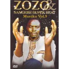 Zozo & Sangere Superbeat - Musuka - Vol.9 (DVD)