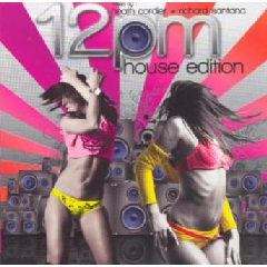 12pm - House Edition - Various Artists (CD)