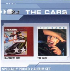 Cars The - Heartbeat City / The Cars (CD)