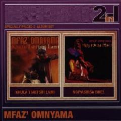 Mfaz Omnyama - Khula Tshitshi Lami / Ngiyashiba Bhe (CD)