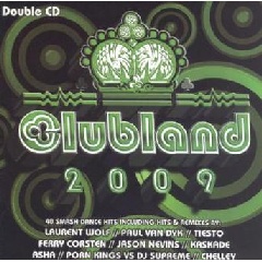 Clubland 2009 - Various Artists (CD)