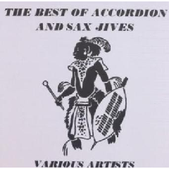 Best Of Accordion Sax Jive - Various Artists (CD)